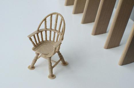 Impressions en Woodfill | PLA | Ultra-lab | Fabrication numérique, Hardware libre, DIY | Scoop.it