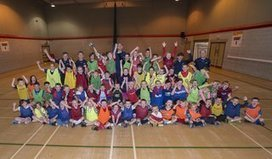 Kids enjoy a champion time at holiday sports camp - sthelens.gov.uk | The power of Play | Scoop.it