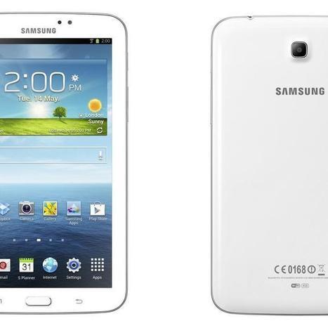 Samsung Unveils 7-Inch Galaxy Tab 3 | Cool Gadgets please | Scoop.it
