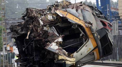 Excessive speed caused train crash in Galicia that killed four people | spanish news in english | Scoop.it