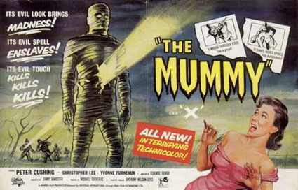 Mar 18, The Mummy (1959) Review | 1950's | Scoop.it