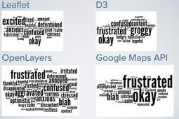 Pros y contras de utilizar servicios para publicar mapas online | space oddity | Scoop.it