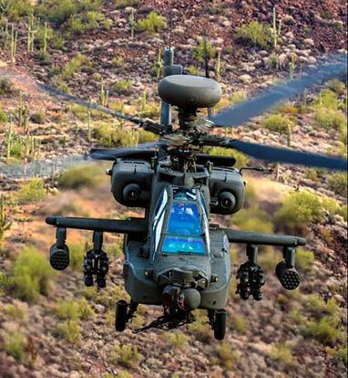 Londres commande 50 hélicoptères d'attaque AH-64E Apache   Géopoli   Scoop.it