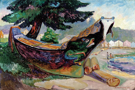 Art Gallery of Ontario offers new perspective on beloved Canadian icon Emily Carr   Art Daily   Kiosque du monde : Amériques   Scoop.it
