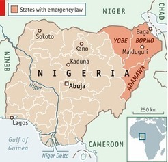 Terrorism in Nigeria - The Economist | ISLAMOPANIC | Scoop.it