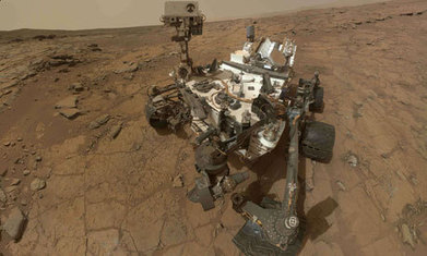 Mars Curiosity rover to continue roving after technical glitch | SJC Science | Scoop.it