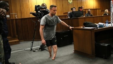 Oscar Pistorius awaits sentencing for murder | Gender and Crime | Scoop.it