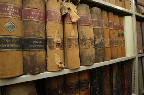 Les archives de Montréal ont 100 ans   Métro Montréal   Nos Racines   Scoop.it