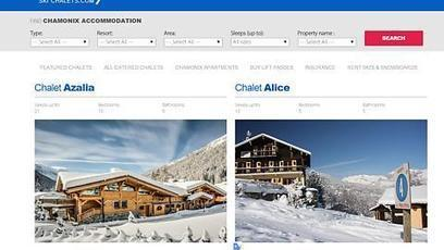 Discover best Chamonix accommodations! | chemajean | Scoop.it
