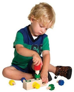 Screw Block Eco-Friendly toy | homeschooling | Scoop.it