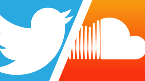 Should Twitter Crack Open Its Nest Egg To Acquire SoundCloud? - TechCrunch | User Generated Content | Scoop.it