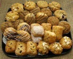 Pastry & Muffin Tray | Breakfast Tray | Ingallina's Box Lunch Portland | Party Platters | Scoop.it