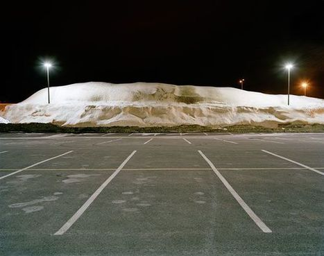 """""""Electric Mountains"""": Series by Photographer Thomas Kneubühler 