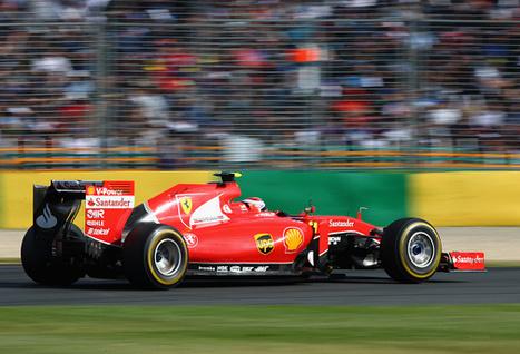 F1 news - Kimi Raikkonen says Ferrari closing the gap on Mercedes | F 1 | Scoop.it