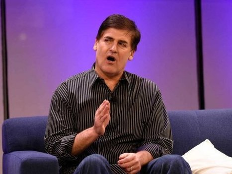 Mark Cuban Explains Why Startups Should Never Hire A PR Firm | Advanced Social Media Marketing | Scoop.it