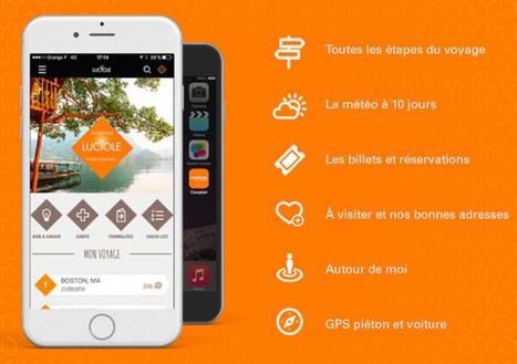 Application : Comptoir des Voyages lance son carnet de voyages 2.0 | Tourisme Tendances | Scoop.it