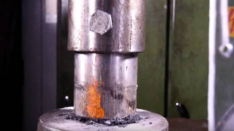 This is what happens when carbon fiber meets the hydraulic press | Ductalk Ducati News | Scoop.it