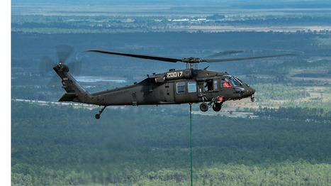Lockheed's Sikorsky scores another 14 Black Hawk orders for $158.4 million - Washington Business Journal | Helicopters | Scoop.it