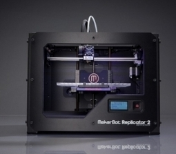 3 Ways Stratasys And Makerbot Will Change 3D Printing | 3-D Printing Stories | Scoop.it