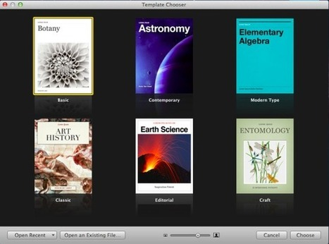 How To Make A Textbook With Apple's iBooks Author - - - BYTE | Walnut_L.A. | Scoop.it