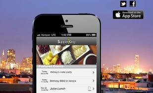 SupperKing launches meal-sharing app | Vertical Farm - Food Factory | Scoop.it