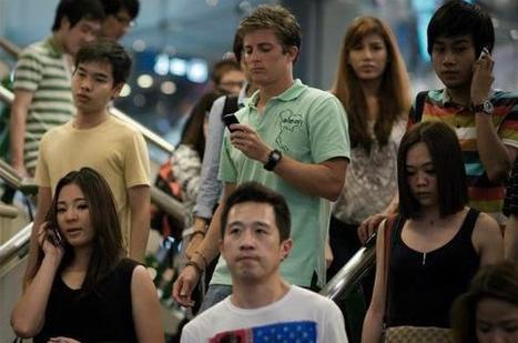 4,5 milliards d'humains auront un smartphone en 2018 | Les médias face à leur destin | Scoop.it