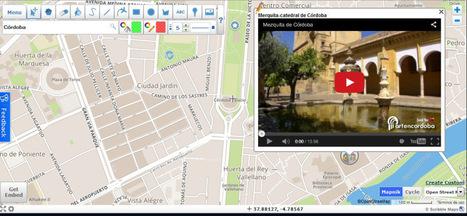 Scribblemaps. Una aplicación completa para trabajar con mapas. | Geolocalización y Realidad Aumentada en educación | Scoop.it