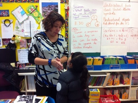 For teachers of English learners, Common Core means double the work - The Hechinger Report | CLMOOC | Scoop.it