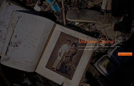 Unknown Spring | Storytelling in the Digital Age | Scoop.it
