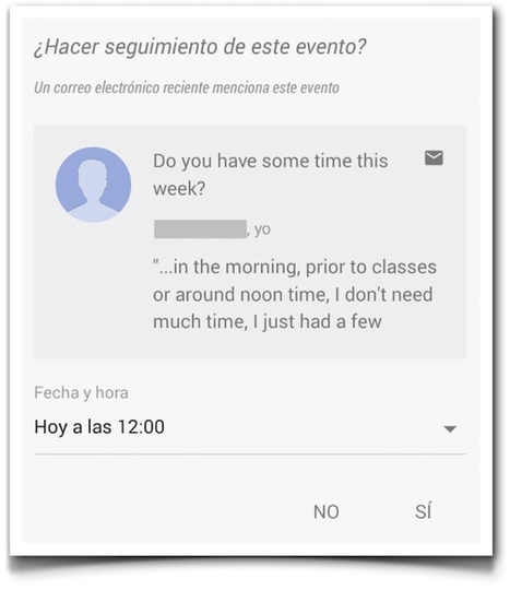 Google Now y la inteligencia artificial » Enrique Dans | Educacion, ecologia y TIC | Scoop.it