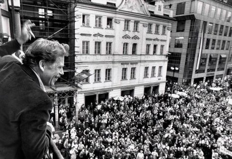 'Havel: A Life,' by Michael Zantovsky   NY Times   Slavic, East European, and Eurasian Studies Blogroll   Scoop.it