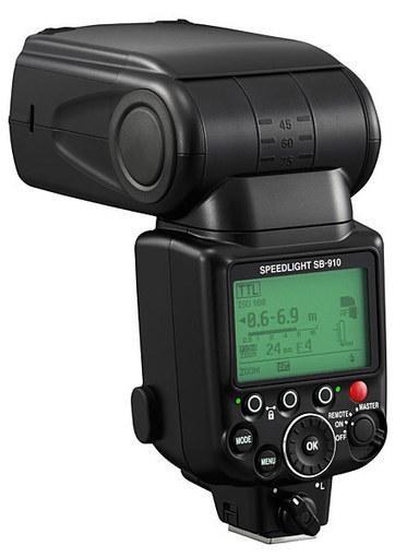 Nikon announces SB-910 external flash | Everything Photographic | Scoop.it
