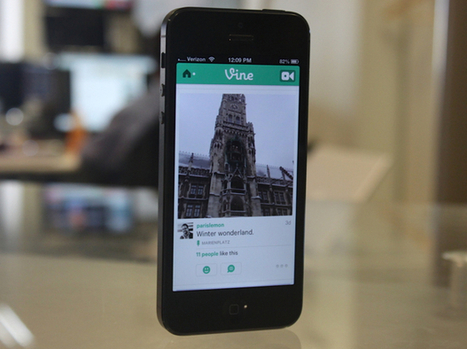 Vine, Twitter's New Video-Sharing App, Already Has A Porn Problem | Technology and Internet | Scoop.it