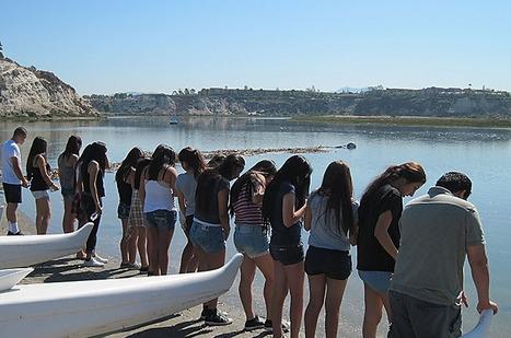 Marine Bio Visits Newport Estuary | El Rancho High School | Scoop.it