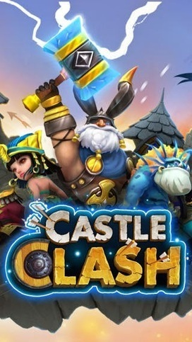Castle Clash for iOS | Software Download | Scoop.it