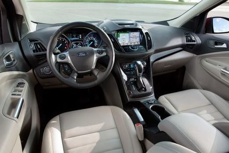 Better looks, higher tech, smarter safety systems update 2017 Escape   Automobiles Reviews   Scoop.it