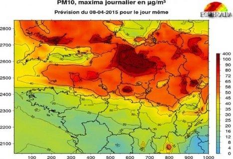 Pollution de l'air: les épandages agricoles sont en cause | Toxique, soyons vigilant ! | Scoop.it