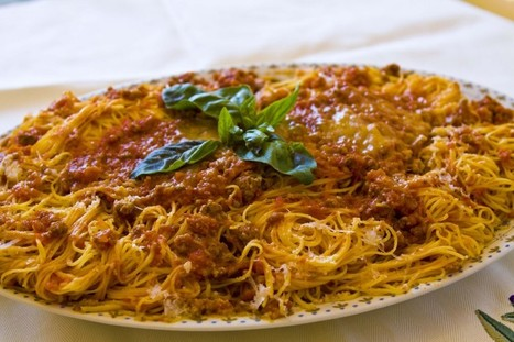 Maccheroncini or 'Angel's hairs' from Campofilone | Le Marche another Italy | Scoop.it