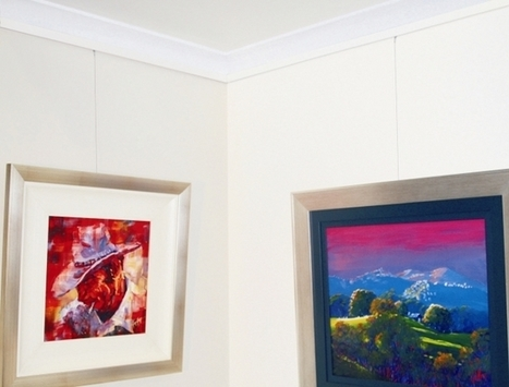 Picture Hanging Systems and Art Lighting. Buy online or call us. Australia Wide Delivery. | Business | Scoop.it