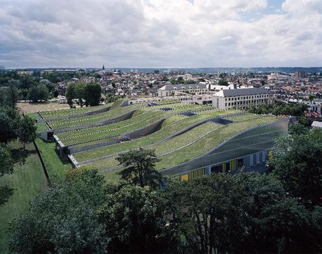 La prouesse végétale du lycée Marcel Sembat de Sotteville - Tendance Ouest Rouen | Grand-Rouen | Scoop.it