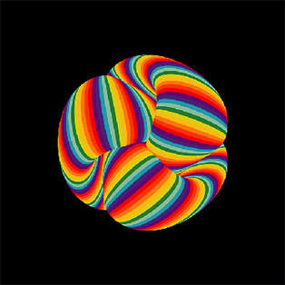 Where Art Meets Math: The Hypnotic Animated Gifs of David Szakaly | Amazing Science | Scoop.it