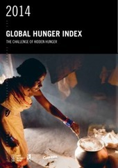 2014 Global Hunger Index - The challenge of hidden hunger | Sustainable Nutrition | Scoop.it