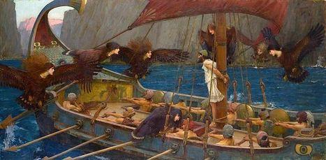 Ulises y las sirenas | Mitología clásica | Scoop.it