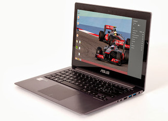 Review Full Specs: Asus U38N Ultrathin Notebook with IPS ... | gadgetinfo | Scoop.it