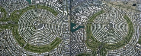 These Mesmerising Photos Show How Urban Sprawl Is Devouring Our Planet   Theme 2: Social Environments   Scoop.it