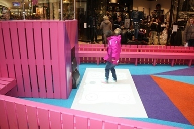 The Cube installed in Sweden's largest Shopping Center | Immersive Solutions in Virtual Reality | Scoop.it