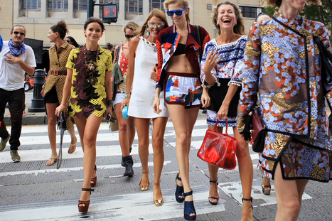 The Phenomenon of Street Style Photography | Fo Shizz | Scoop.it