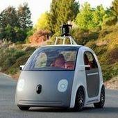 Google présente sa voiture sans conducteur   Innovationhits   Scoop.it
