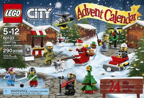 Toy Advent Calendars for Kids | Moms | Scoop.it