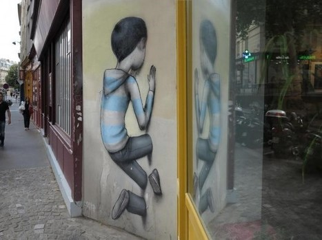 Artistes et travail : la révolution du street art | Art, a way to feel! | Scoop.it